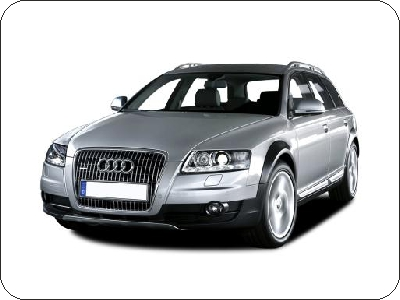 Audi Allroad 4BH